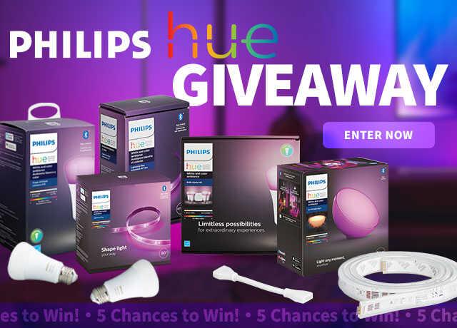 Philips Hue Giveaway