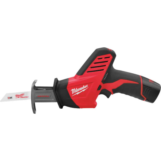 Milwaukee Hackzall M12 12 Volt Lithium-Ion Cordless Reciprocating Saw Kit