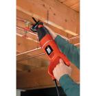 Black & Decker 8.5-Amp Reciprocating Saw Kit Image 5