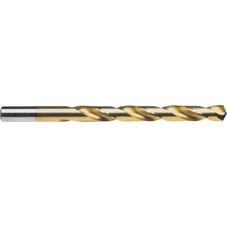 Irwin 3/8 In. x 5 In. Titanium Drill Bit Image 1