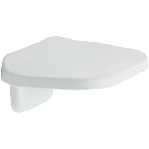 Home Impressions Vista White Soap Dish
