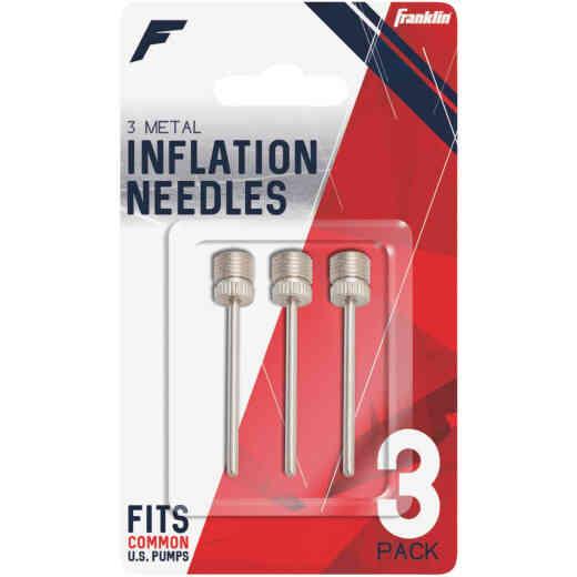 Inflating Needles