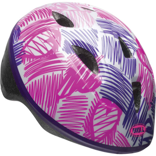 Bell Sports Girl's Toddler Bicycle Helmet